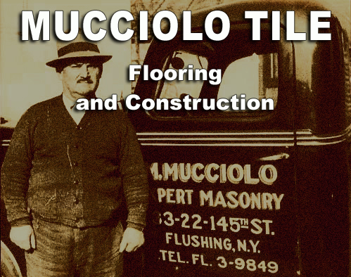 MUCCIOLO TILE - Ceramic, Marble, Granite - Remodeling - Repair - Milwaukee and Fox Valley - Mucciolo.net