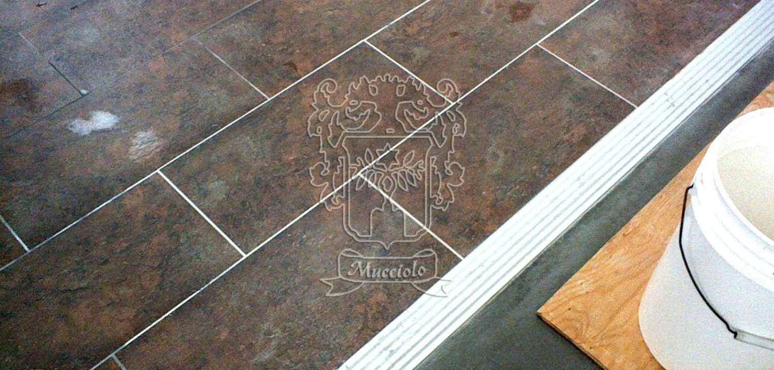 Mucciolo Tile - New Construction, Renovation, Repair - Ceramis, Marble, Granite - Wood, Laminate - Milwaukee and the Fox Valley area